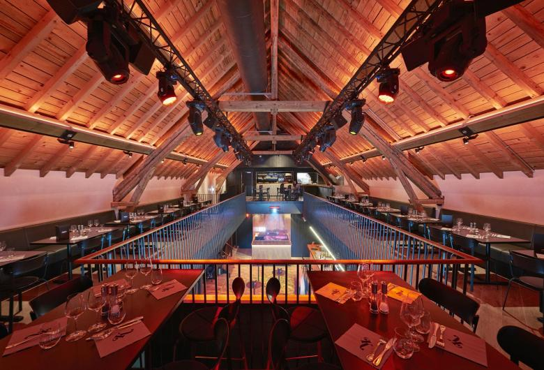 Interior view of our KO Luxembourg